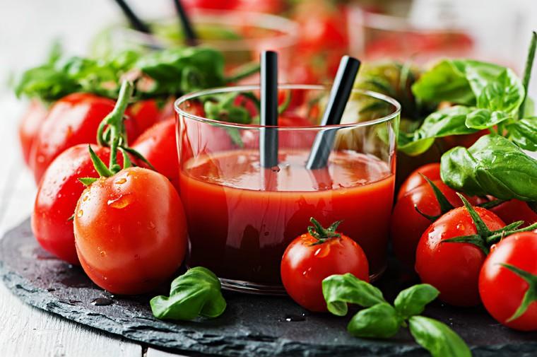 Dinh dưỡng mẹ sau sinh - Thực phẩm số 1: Cà chua