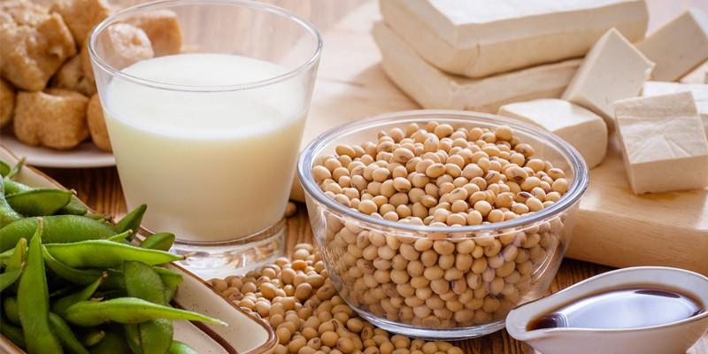 Dinh dưỡng mẹ sau sinh - Thực phẩm số 7: Đậu nành