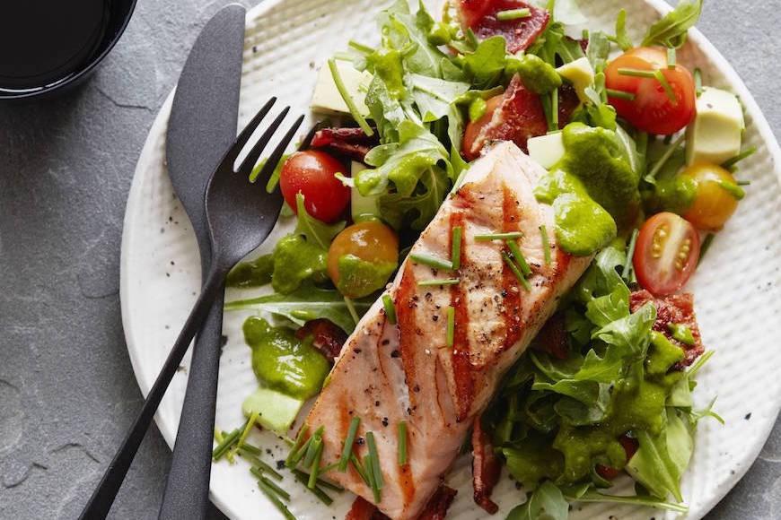 Quy tắc giảm cân nhanh thứ ba: Chọn lọc các loại chất béo tốt