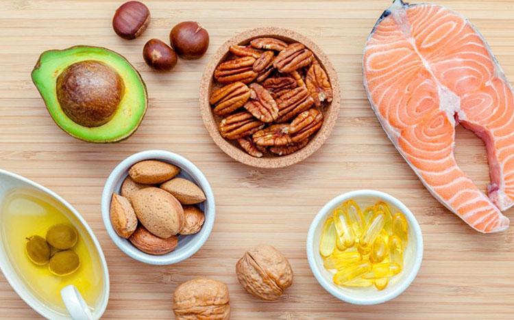 Kiểm soát cân nặng bằng cách bổ sung chất béo không bão hoà