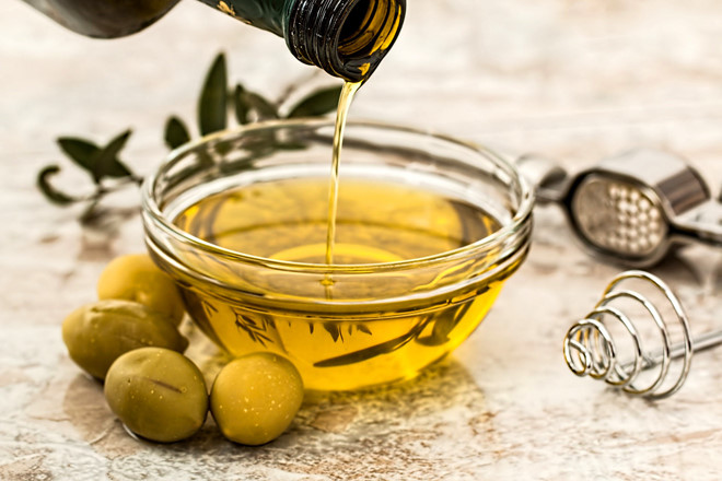 Siêu thực phẩm: Dầu olive