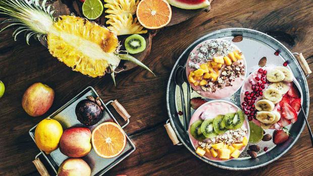 Nghệ thuật ăn uống mùa nóng: Thực phẩm hạ nhiệt
