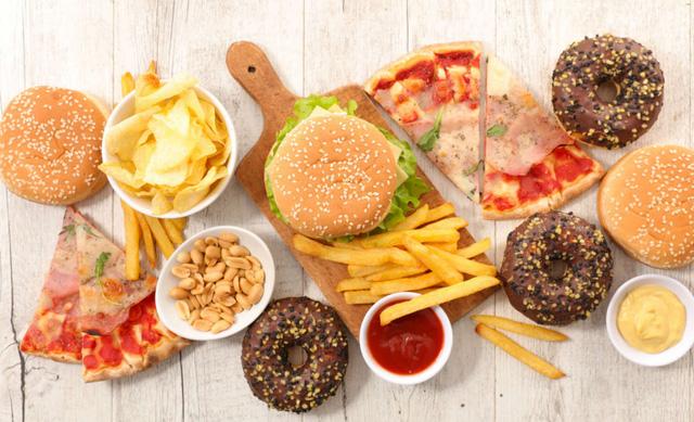 Giảm vòng hai bằng cách tránh thực phẩm chứa chất béo trans